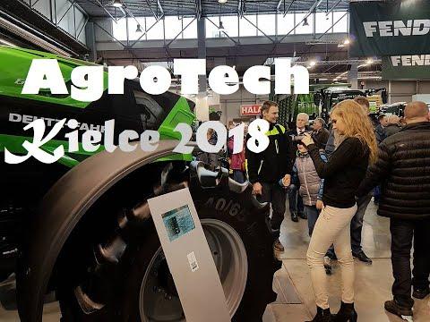 AgroTech Kielce 2018 Weronika Marlena GR Załoga