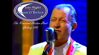 Reverend Horton Heat - Late Night with Conan O' Brien 2002