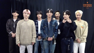 BTS (방탄소년단) PERMISSION TO DANCE ON STAGE Announcement
