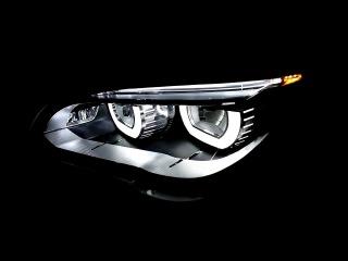 BMW Amazing Intelligent Headlight Technology