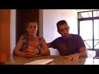 Message de Stan Maillaud & Janett Seemann depuis le Venezuela