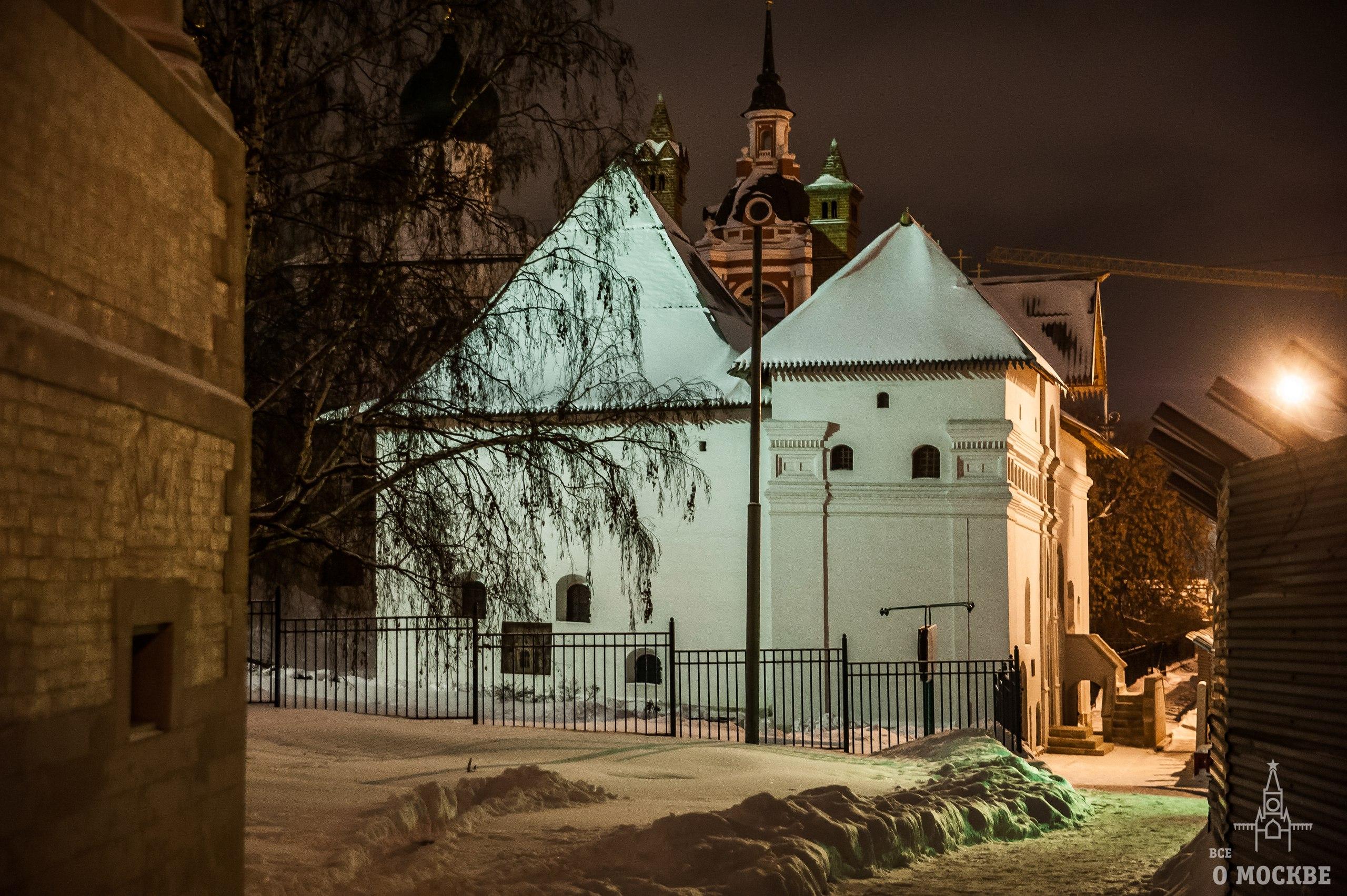 Самые старые здания Москвы, изображение №4