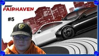 Прохождение Burnout Fairhaven #5 Дуэли на Bugatti Veyron