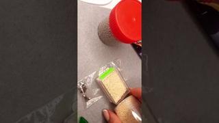 Плетем вместе. Маленькие серьги. Часть 1