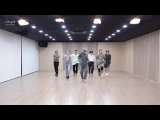 BTS (방탄소년단) - 'Dynamite' Dance Practice [Mirrored]