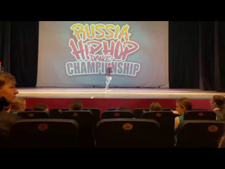 Live: HIP HOP INTERNATIONAL - RUSSIA
