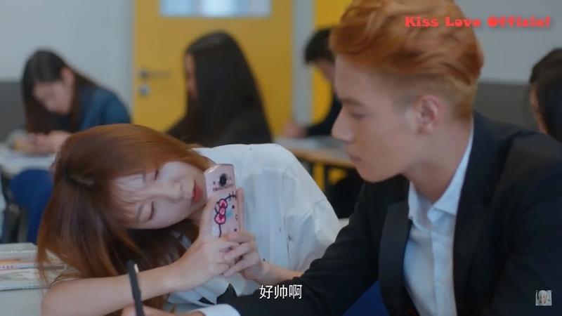 MV1 KISS LOVE Crush Love Story 2019 神經學妹第一季 Chinese Drama Kiss Scene Collection смотреть онлайн без регистрации