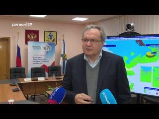 Советник Президента провёл пресс-конференцию