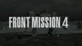 Front Mission 4 Intro - PS2 [Rendered in 720p]