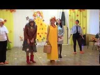 Осенний утренник Баба Яга и Красноклювые гуси  возвращают Осень детский сад 49 группа Сказка 2019