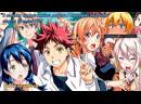 В поисках божественного рецепта Shokugeki no Souma TV 1