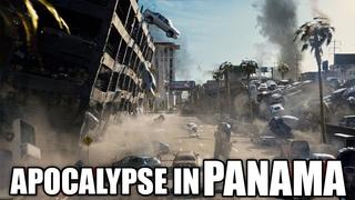 Panama is broken!  Earthquake Shocked cities! Davao phivolcs earthquake filipinas philippines