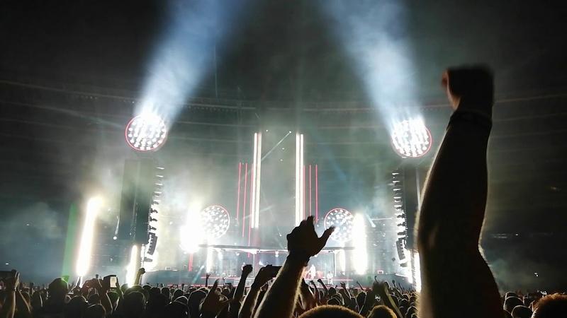 Rammstein Deutschland Live Chorzow Poland 24.07.2019r.