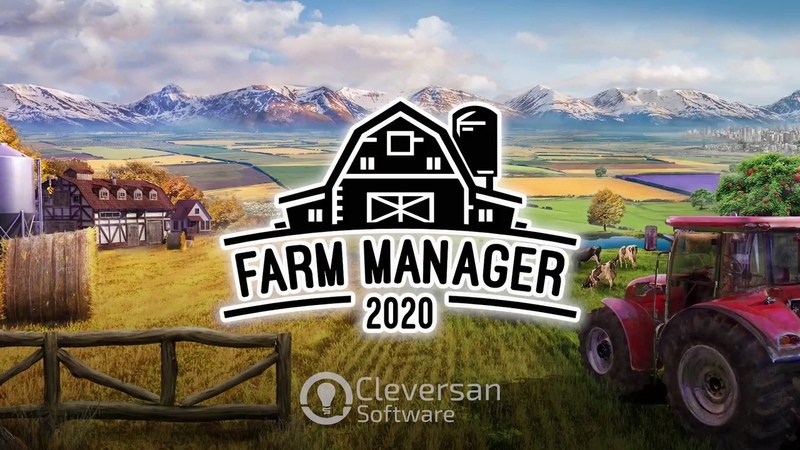 Farm Manager 2020 Oficial Trailer