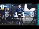 CAGLIARI 1-1 INTER | PRIMAVERA HIGHLIGHTS | 2019 20 Primavera 1 TIM Matchday 15 ⚫🔵