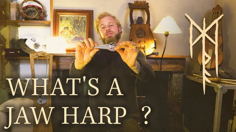 Workshop 06 What's a Jaw Harp