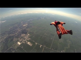 Summerfest 2013 Skydiving - Wingsuits, Tailgates, 120fps Fun