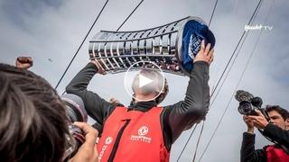 """Volvo Ocean Race 2018 – Etappe 11: """"Dongfeng"""" siegt mit taktischer Meisterleistung"""