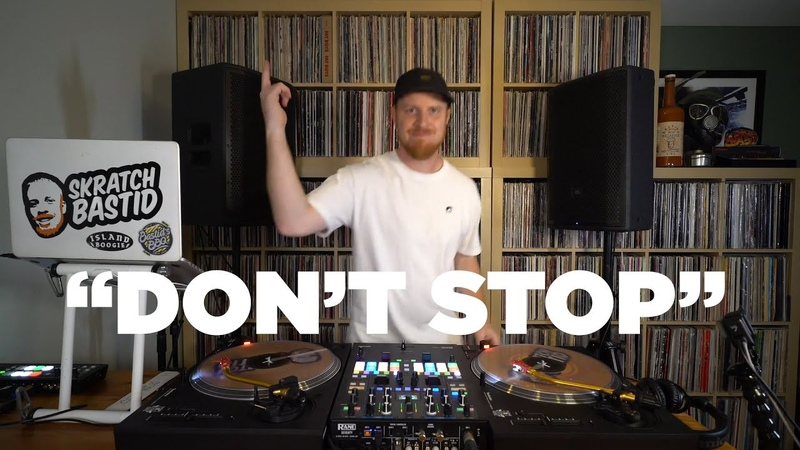 Skratch Bastid Don't Stop Megan Thee Stallion feat Young Thug Performance Video
