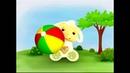 Развивающий мультфильм для детей от 12 до 36 месяцев Тини Лав.ПОЛНАЯ ВЕРСИЯ.