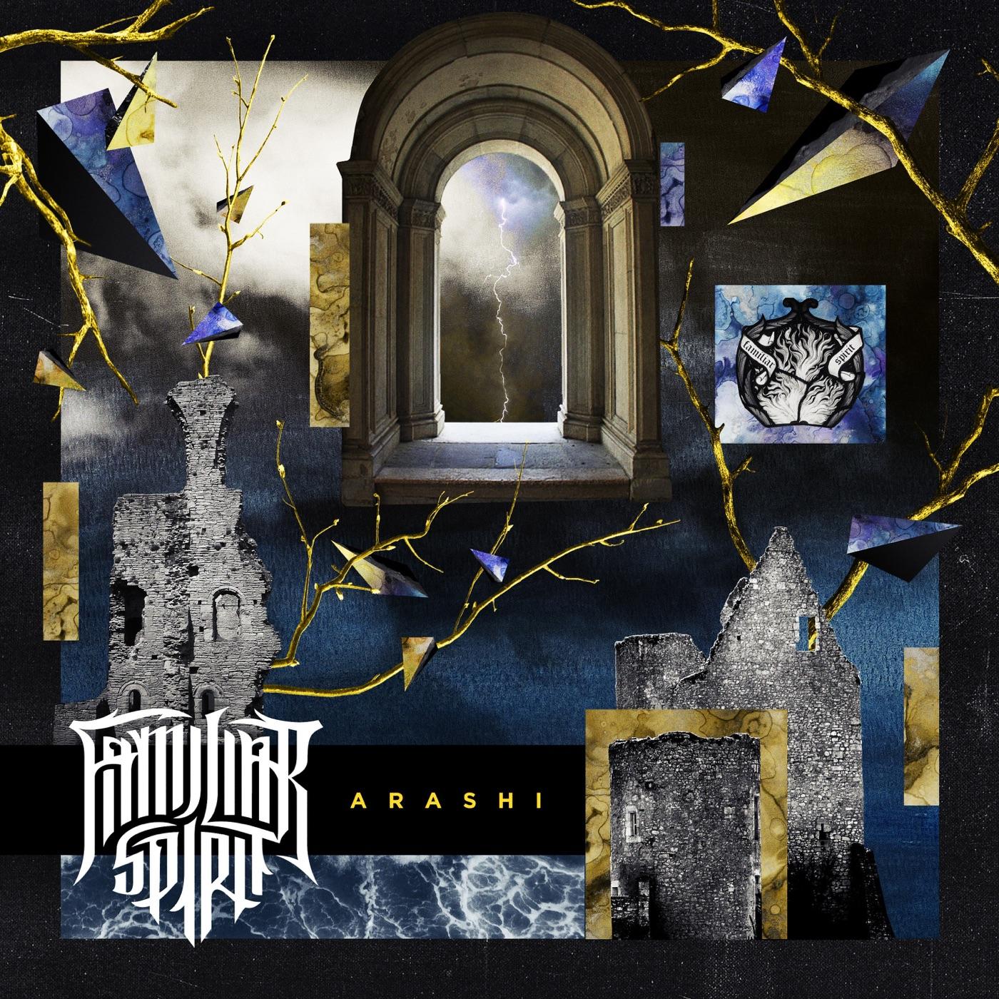 Familiar Spirit - Arashi [EP] (2019)
