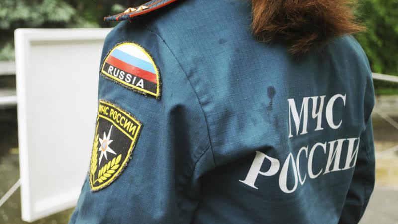 МЧС дезинфицирует вокзалы и соцобъекты по всей России