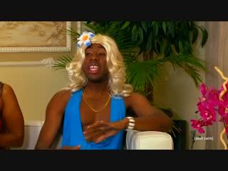 Злая сестра Тайлера на телешоу