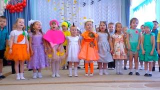 Утренник для детей Праздник ОСЕНИ в детском саду