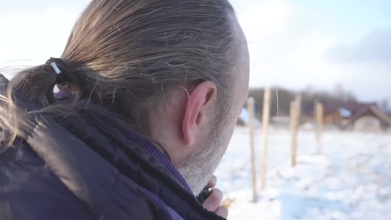 ЖИЗНЬ НА ЗЕМЛЕ Фролов Юрий Андреевич Бурим 3 ю скважину для прудов и садов в Нашем МЕГА хозяйстве роем траншеи для труб и к