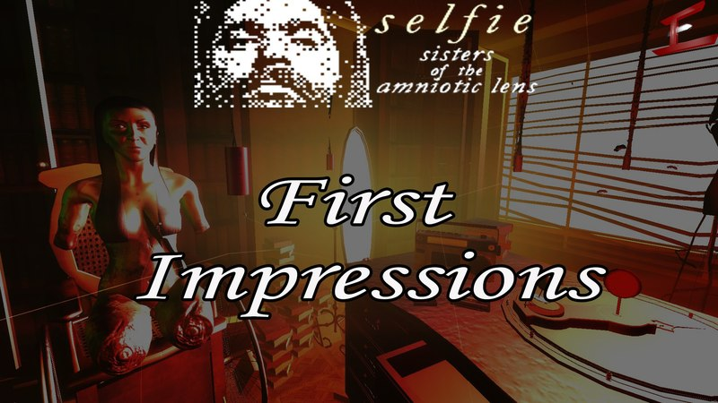 GAME REVIEW Selfie Sisters of the Amniotic Lens First Impressions Review Steam Game Reviews
