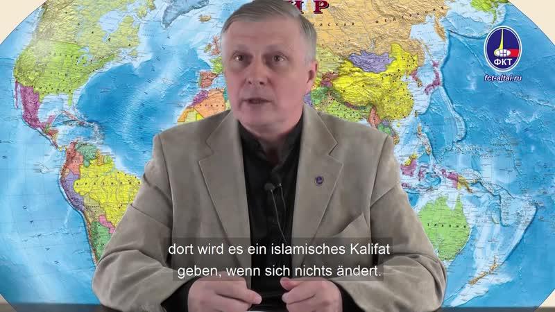 Angliederung Japans. Gefährdet Russland seine kulturelle Identität (2019.05.13 Valeriy Pyakin)