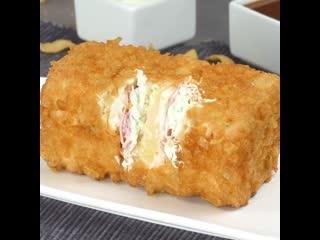 Женские Хитрости () Горячие бутерброды в панировке