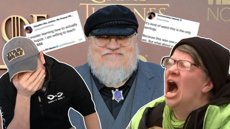 SJW OUTRAGE At George R.R Martin - He Refuses To Apologize!