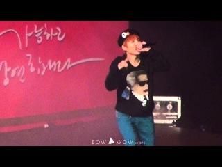 [Fancam] 150224 BTS - Boy in Luv @ Sungshin Women's College's entrance ceremony