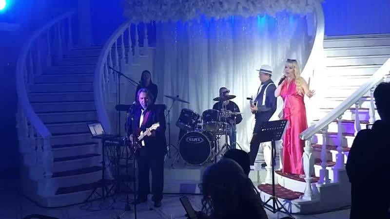 Аида Начало концерта Ресторан Афины