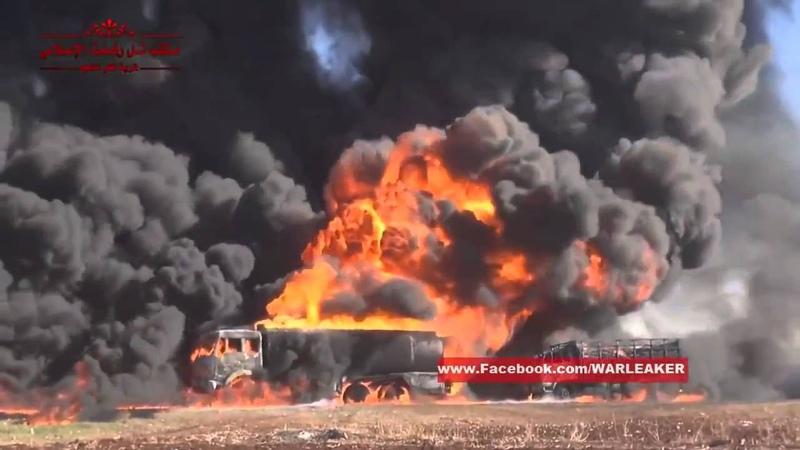 Российские воздушные удары в Сирии Аллах Акбар Mix Russian air strikes in Syria