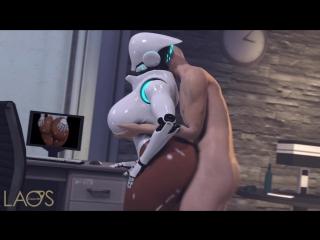 Haydee sfm 3D porn sound (18+)