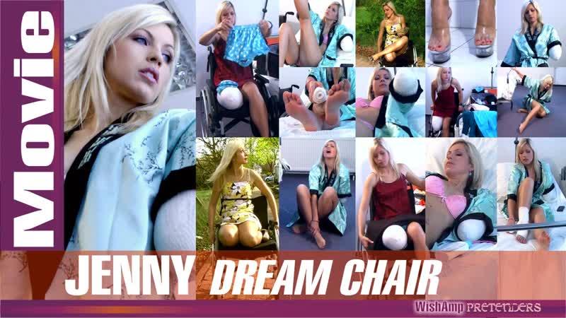Jenny DreamChair Amputee Pretender Movie FREE TRAILER