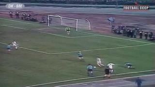 1/2 КЕЧ 1976/1977 Динамо Киев-Боруссия Менхенгладбах 1-0 - 1-й Матч
