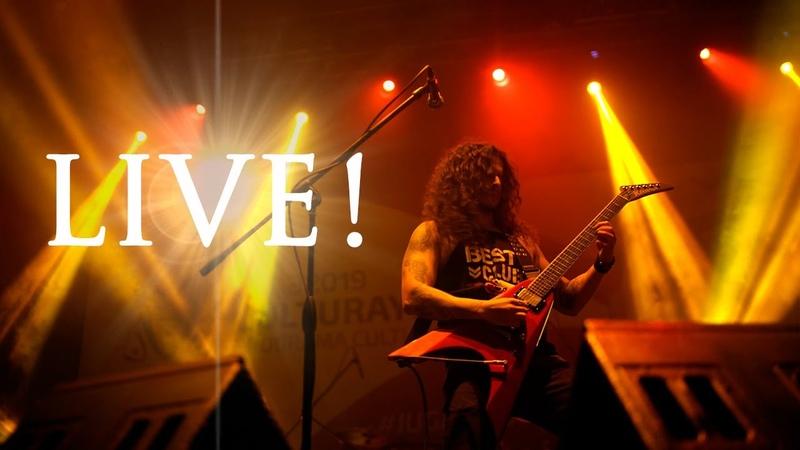 Charlie Parra del Riego PHOENIX LIVE FULL BAND INSTRUMENTAL