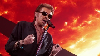 Johnny Hallyday - Requiem pour un fou (Rester Vivant Tour)