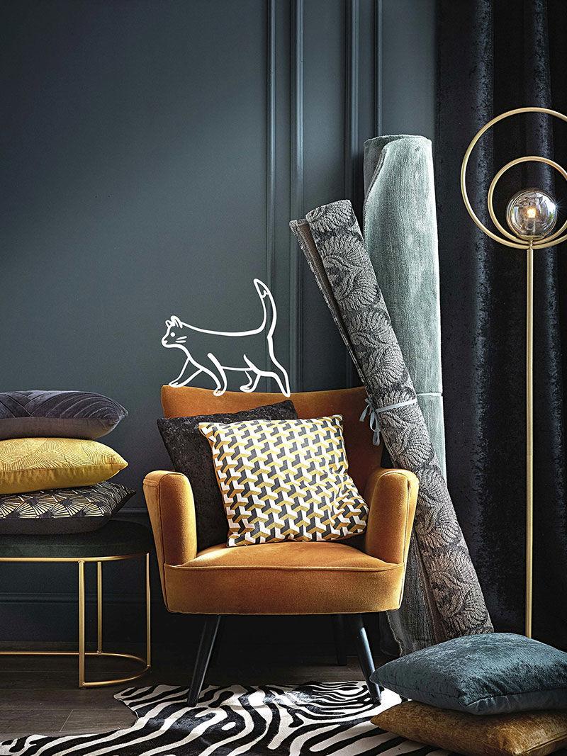 Новые интерьеры на любой вкус от французского магазина Maisons du Monde || 01