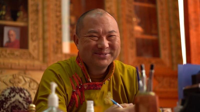 Несколько дней жизни Золотой обители Будды Часть 1