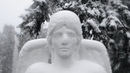 Снежная сказка в парке санатория Виктория