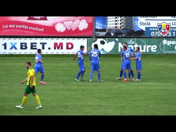 Dinamo Auto 1 1 Zimbru Divizia Nationala 21 05 2017