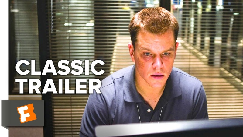 The Departed 2005 Official Trailer Matt Damon Jack Nicholson Movie HD