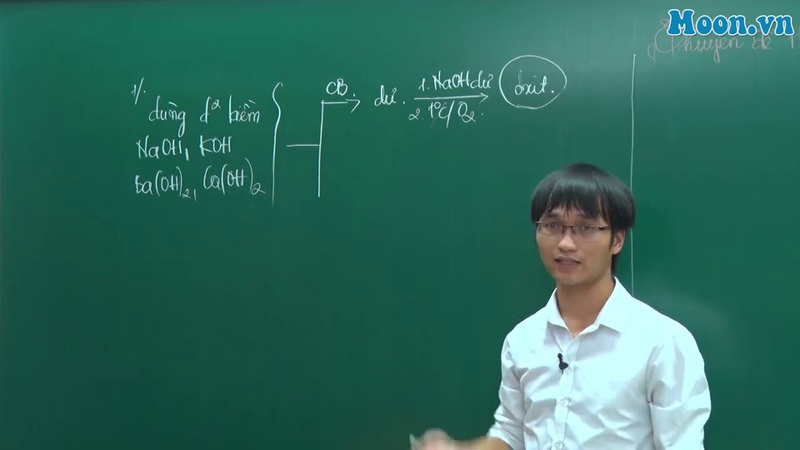 Chuyên đề HNO₃ Xử lí dung dịch muối sau phản ứng Lý thuyết