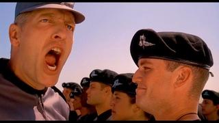 Когда Вы Разеваете Свои Поганые Рты!Всегда Должны Говорить СЭР,Понял!/Звездный десант(1997)Момент HD