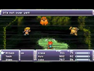 Chrono Trigger (NDS): Extra Boss (Once King Dalton)