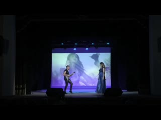 Премьера инструментально - вокальный композиции JE'TAIME  из репертуара Лары Фабиан